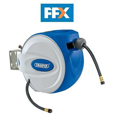 Draper 15049 Retractable Air Hose Reel (30M)