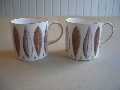 Susie Cooper Hyde Park - 2 Coffee Cups, choose 2, 4 or 6 of them