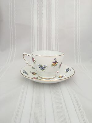Royal Victoria Fine Bone China Cup and Saucer