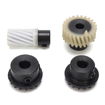 4pcs Hook Drive Gear Set For SINGER 500 Series 502 507 509 513 514 Sewing Parts