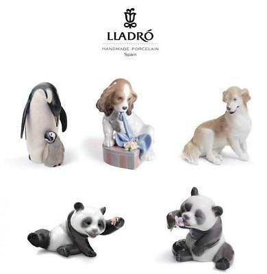 Lladro Porcelain Animals, Collectibles, Figurines, Ornaments, Lladro By Valencia