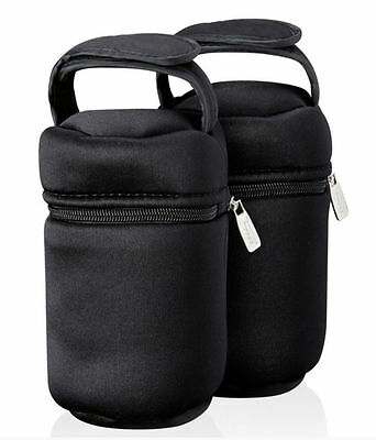 Baby Bottle Carriers Warmer Bag Tommee Tippee Closer to Nature Insulated