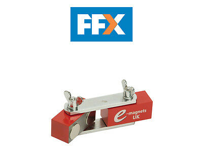 E-Magnets MAG920 920 Weld Clamp Magnet 100 x 25 x 57mm
