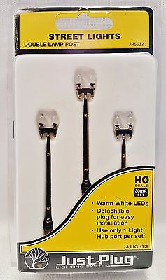 Woodland Scenics Just Plug Lighting System Street Light Lamp Post Ho Jp5632