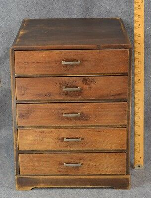 box drawers jewelry collections flatware pine 12 in. x 15 in. antique original