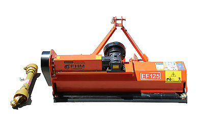"""48"""" Field Flail Mower Cat.I 3pt 20HP+ Rating (FH-EF125)"""