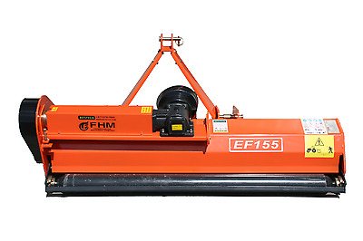 """60"""" Field Flail Mower Cat.I 3pt 20HP+ Rating (FH-EF155)"""