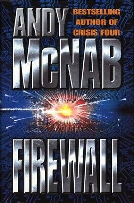 Firewall by McNab, Andy Paperback Book The Cheap Fast Free Post