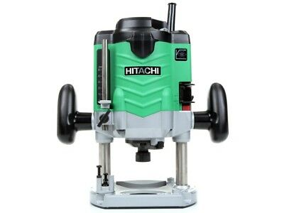 Hitachi M12VE 240v 1/2in Variable Speed Router with Case