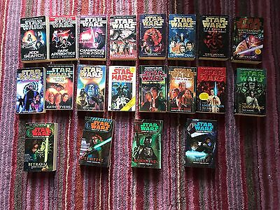 Star Wars Books Collection 20 In Total