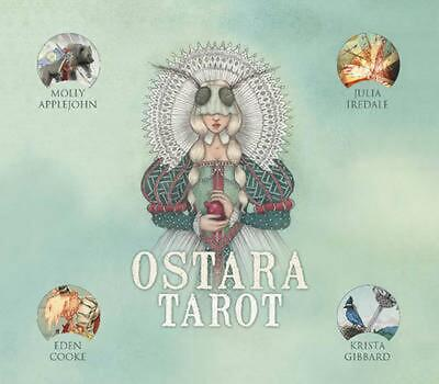 Ostara Tarot by Morgan Applejohn Book & Merchandise Book Free Shipping!