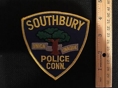 Southbury  Connectut  Police Shoulder  Patch