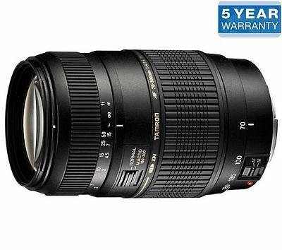Tamron - AF 70-300mm f/4-5,6 Di LD MACRO 1:2 - Objectif pour Canon - A17E NEUF