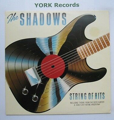 SHADOWS - String Of Hits - Excellent Condition LP Record EMI EMC 3310