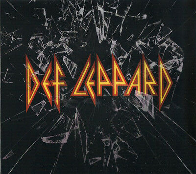 DEF LEPPARD Def Leppard 2015 14-track limited deluxe tour edition CD NEW/SEALED