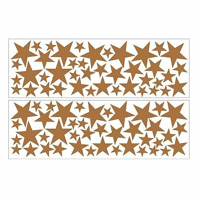 Harriet Bee Gretchen Copper Star Wall Sticker/Decal