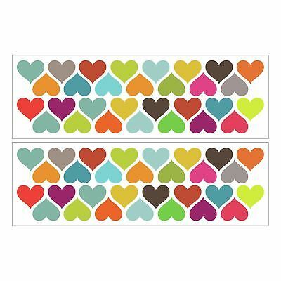 Harriet Bee Gretchen Little Hearts Wall Sticker/Decal