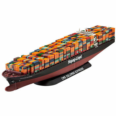 REVELL Container Ship Colombo Express 1:700 Ship Model Kit - 05152