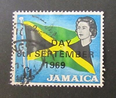 Jamaica # 291 F-VF Used