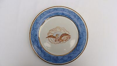 Antique Chinese Export Porcelain Armorial Plate  #20