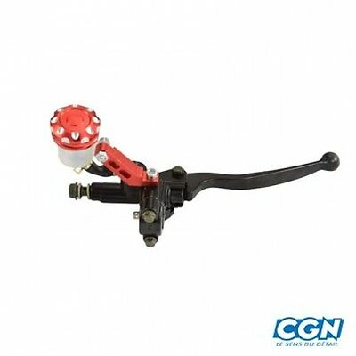 VACUUM BRAKE PUMP BRAKE VALVE TUNR Right Universal Red Scooter Motorcycle Quad