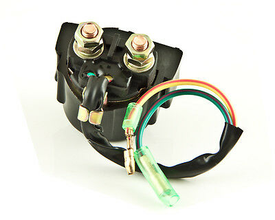 Starter Relay Solenoid for Motorcycle Scooter Quad ATV