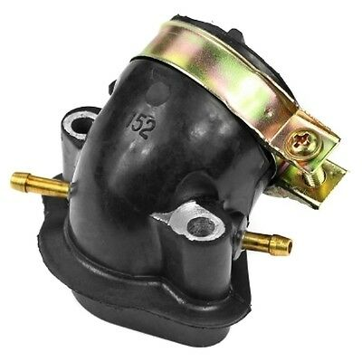 Inlet Manifold for Kymco Agility Filly Sento 4t Gy6 50ccm Engines Mit 10 Inch