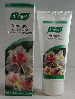 A. Vogel, Venagel, Cheval Noisette Gel 100g SIX TUBES