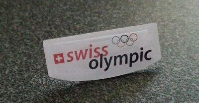Vancouver 2010 Olympic Swiss Country  pin