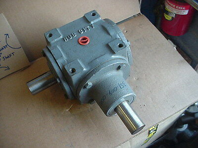 New Hub City Model 60 Bevel Gear Drive 1:1 ratio 0220-03402-600