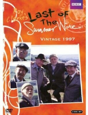 Last of the Summer Wine: Vintage 1997 [New DVD] 2 Pack, Eco Amaray Case