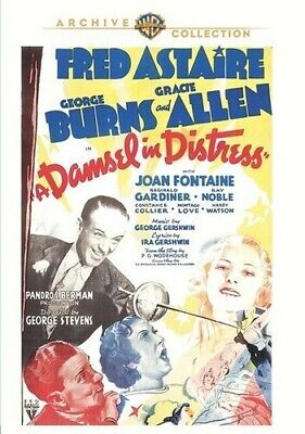 A Damsel In Distress [New DVD] Manufactured On Demand