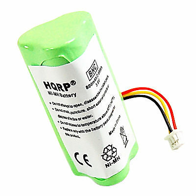 HQRP Battery Pack for Motorola SYMBOL 4278 6878 Series Bar Code Scanner / K35466