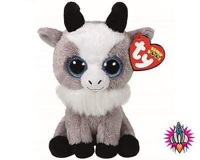Ty Beanie Babies Boos Gabby Goat Plush Soft Toy New With Tags