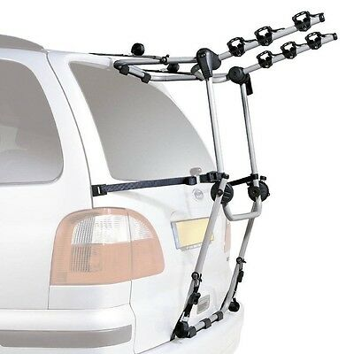 Renault Grand Scenic MPV 2009 on Rear Boot Bike Carrier