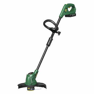 Weed Eater WE20VT 20 Volt Lithium Ion Battery Powered Grass Edger String Trimmer