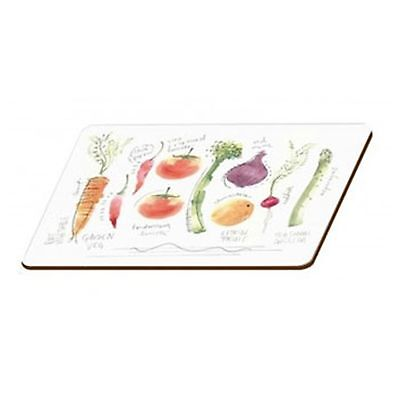 Sabichi Painted Vegetable Placemats - Pack of 4. WAS €12.60 - NOW €8.95