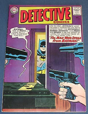 Detective Comics #334  Dec 1964  The Outsider  1st Appearance