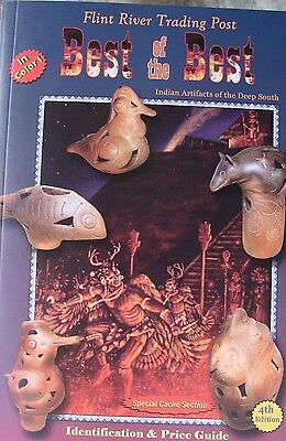 Best Of The Best Id & Price Guide Deep South Arrowhead Book Vol. 4 ~69~
