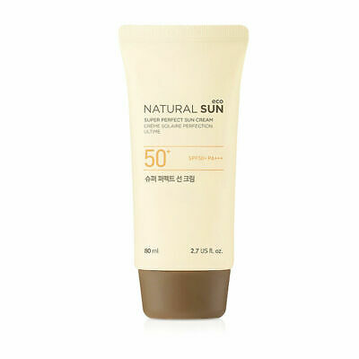The Face Shop Natural Eco Sun Super Perfect Sun Cream SPF50+ PA+++ 50ml