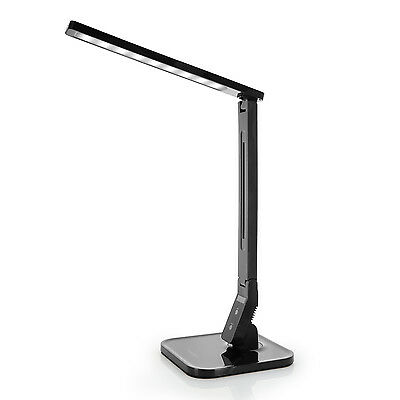 Tenergy 7W 530Lm Eye Care Dimmable LED Desk Lamp 60 Minute Auto-off Timer