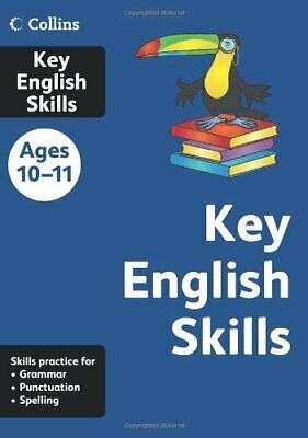 Key English Skills Age 10-11 (Collins Practice) Book The Cheap Fast Free Post