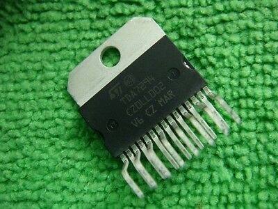 30pcs TDA7294 DMOS Audio Amplifier New Geniune ST ICs