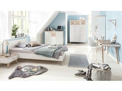 jugendzimmer victor 6tlg mit 90er bett kinderzimmer. Black Bedroom Furniture Sets. Home Design Ideas