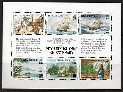 PITCAIRN ISLANDS SG335a 1989 PITCAIRN ISLANDS SETTLEMENTS MNH