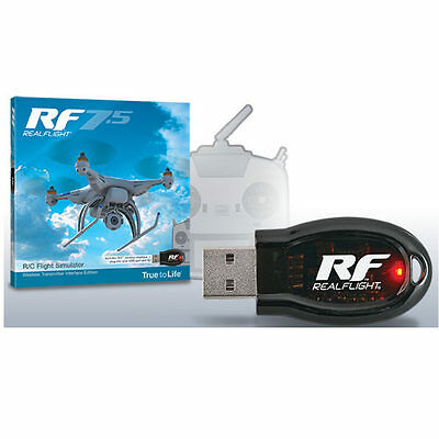 RealFlight 7,5 Wireless Interface Version SLT GPMZ4534