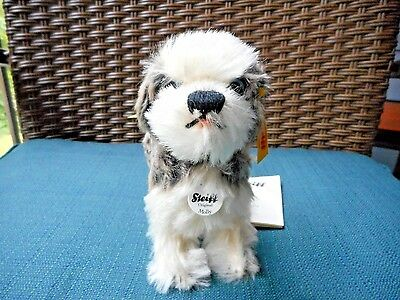 Steiff Made In Germany Molly Dog .