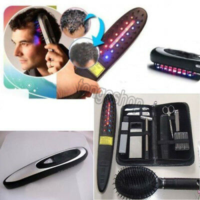 Hair Loss Cure Power Grow Laser Treatment Regrow Comb Hair Treatment Kit One Set