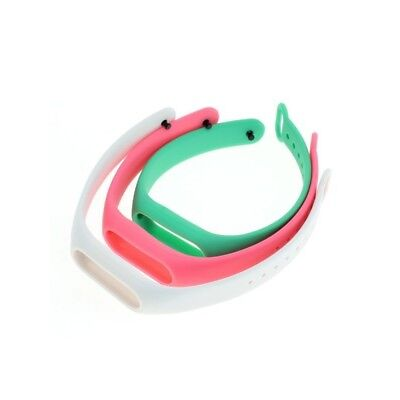 Set of 3 TPU bracelet for Xiaomi Mi Band 2 ON3857-C AT