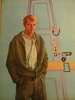 Troy Donahue, Full Page Vintage Pinup